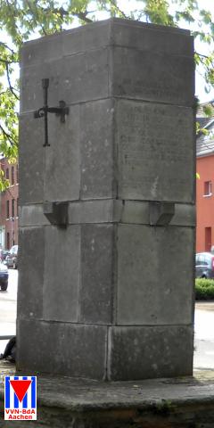 VVN-Denkmal Würselen 8. Mai 2012