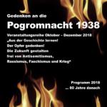 Gedenken an die Pogromnacht 1938_Cover