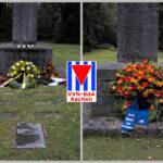 Kränze Hochkreuz Waldfriedhof