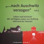 """Cover """"...nach Auschwitz verzogen"""" - Teil 2"""